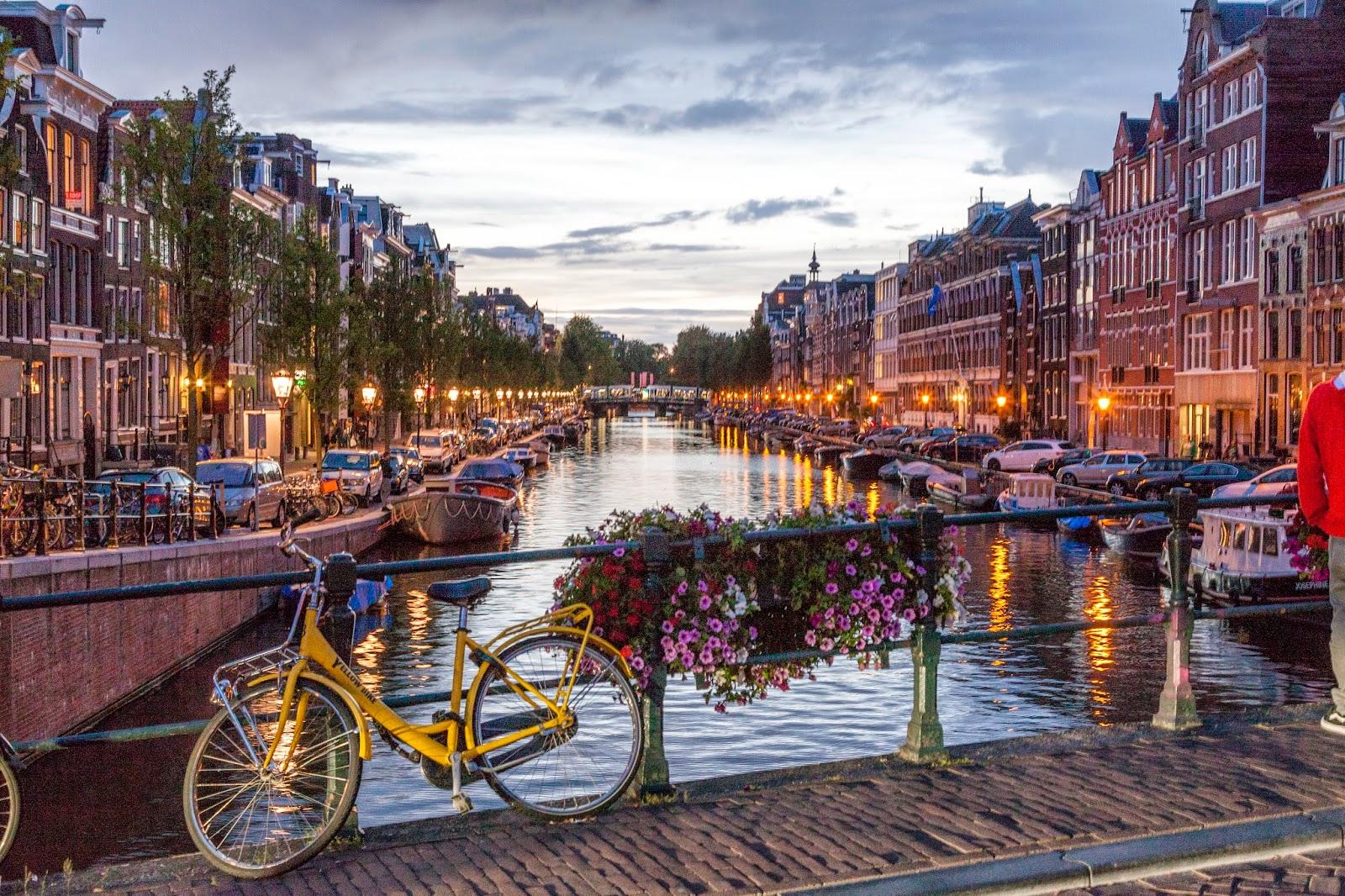 Mi viaje en moto por Europa