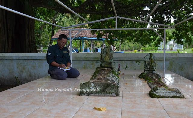 Pemprov Jatim Terjunkan Tim Investigasi Dalami Kejadian Hilangnya Batu Nisan Menaksopal