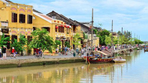 Old Town Hoi An Vietnam