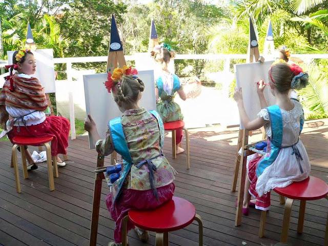 Decora tu fiesta al estilo Frida Kahlo mexicana