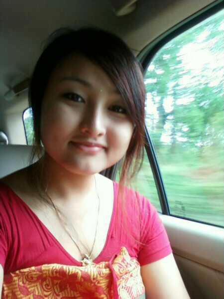 Indian Girls Photo Assamese Cute Girl Photo Collection-1021