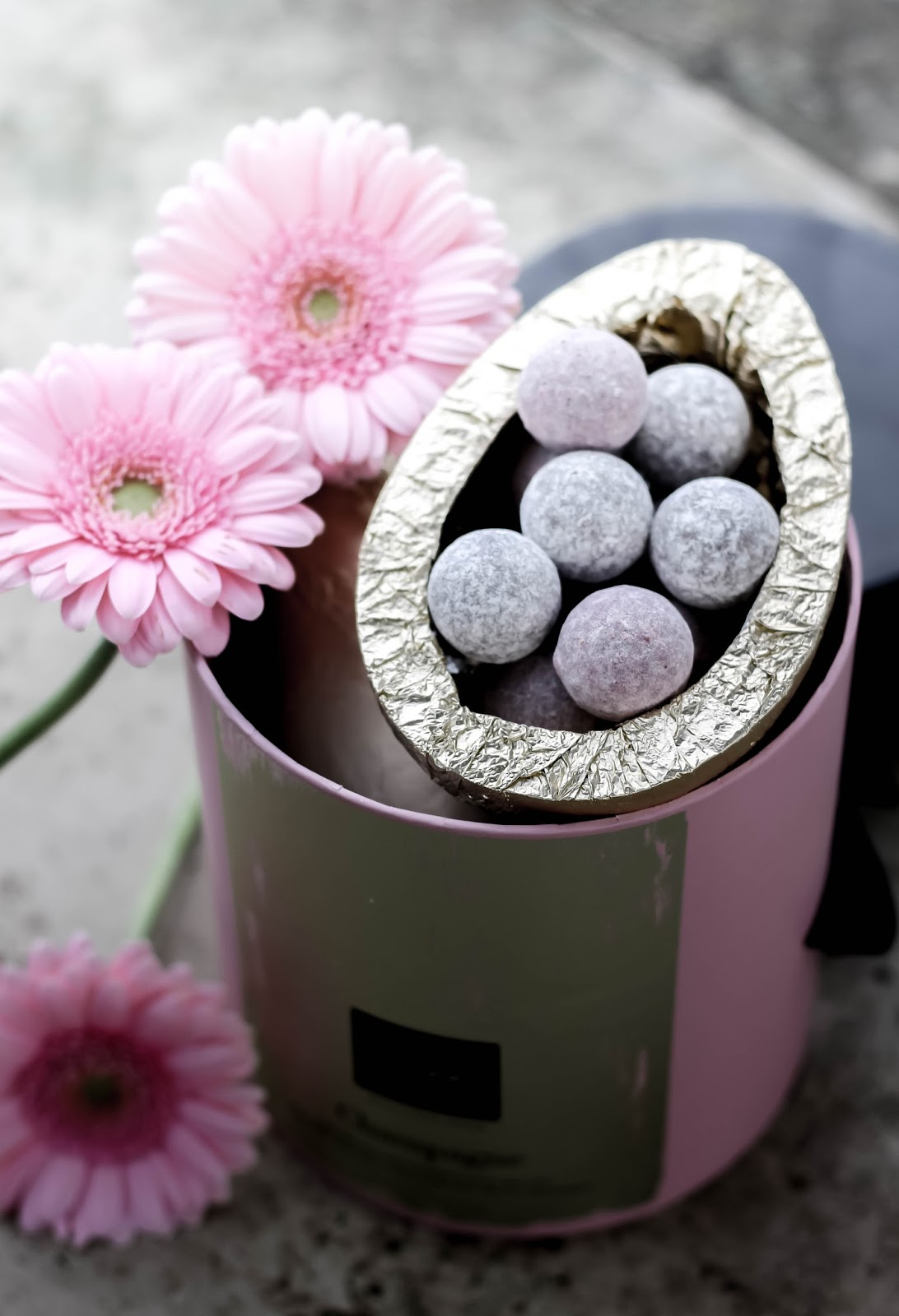 Hotel Chocolat Champagne Easter Egg Collection 2018 Truffles