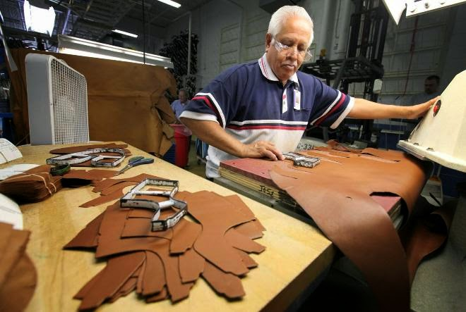 Shoe manufacturing company making profits through CRM software