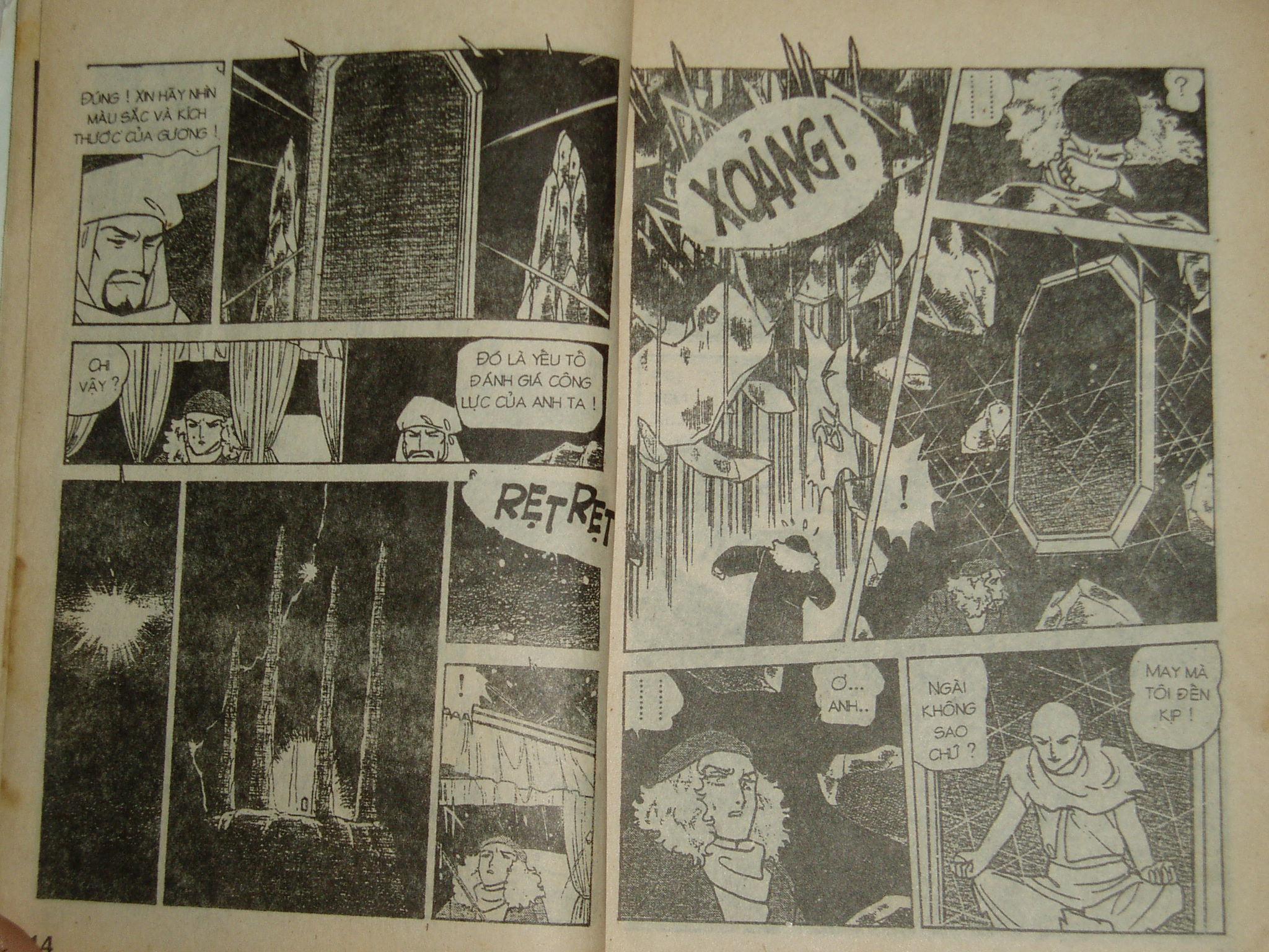 Siêu nhân Locke vol 17 trang 6