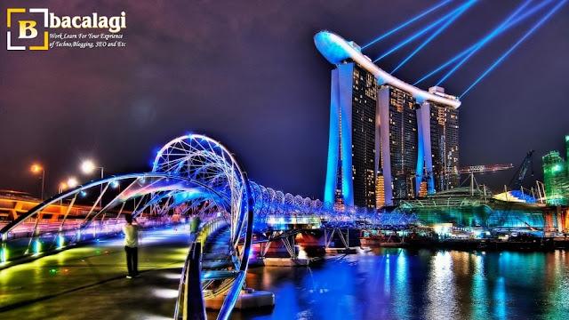 Marina Bay Sands, Tempat Wisata di Singapura : tempatwisata.biz.id