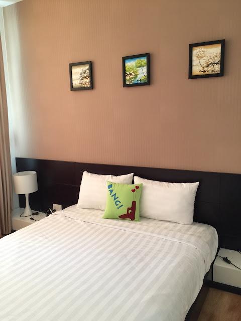 Hình ảnh căn hộ Ocean Vista 2 phòng ngủ Phan Thiết