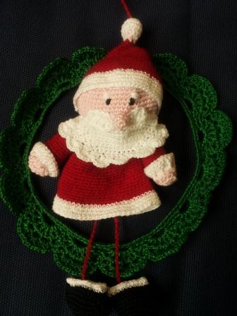 Babbo Natale amigurumi - Tutorial uncinetto | Babbo natale, Natale ... | 448x336