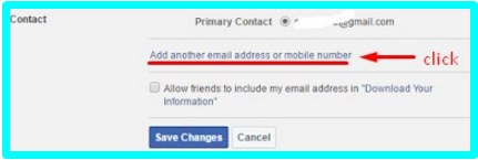 facebook log in using cell phone number