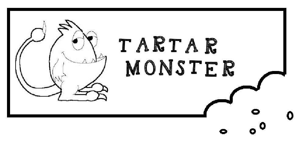 tartar monster  tech deck
