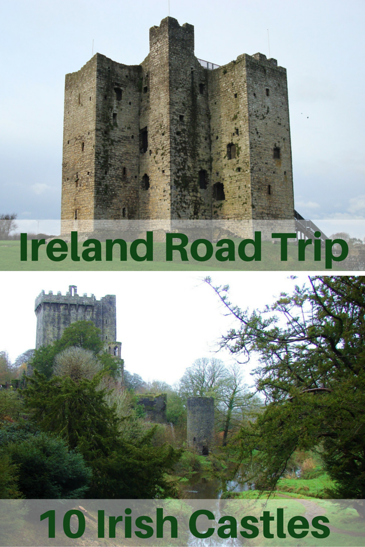 Map Of Ireland Castles.10 Awesome Irish Castles For An Ireland Road Trip Travel The World