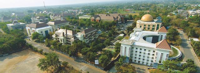 Biaya Kuliah Universitas Islam Indonesia Yogyakarta Tahun 2021-2022