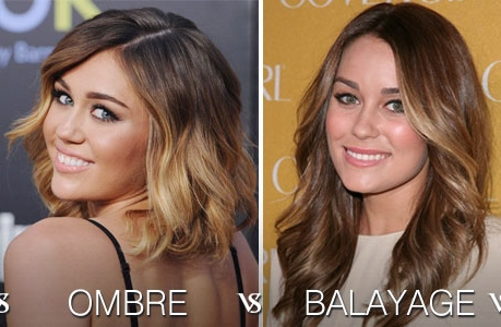 Balayage gives a beautiful and healthy finish that looks glossy and expensive. It can either look natural or strong, it is all about the application
