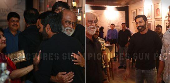 Rajnikant ki new movie petta aur party ki hd pics | Bollywood | News Today