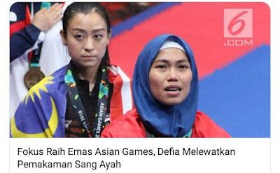 Kisah Mengharukan Para Atlet yang Gak Diketahui Oleh Netizen yang Suka Bully Seenaknya Kalau Mereka Kalah!