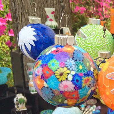 Designs in Clay by Heather Martinez - Summerville Flowertown Festival | The Lowcountry Lady