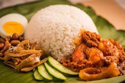 Resep Nasi Lemak Gurih Untuk Sarapan