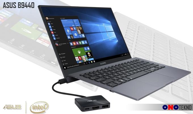 """ASUS B9440 """" Ultrabook Premium Untuk Eksekutif dan Consumer """""""