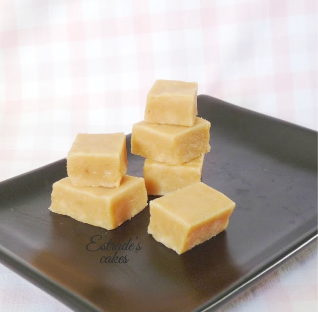 receta de glaseado o caramelo de toffe - 2