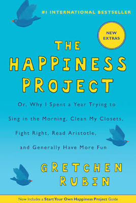 Part of my Read / Don't Read Book Reviews in Miniature series, I give you my thoughts and take-aways from Gretchen Rubin's The Happiness Project -- should you spend your time reading this combination self-help memoir?? via Devastate Boredom