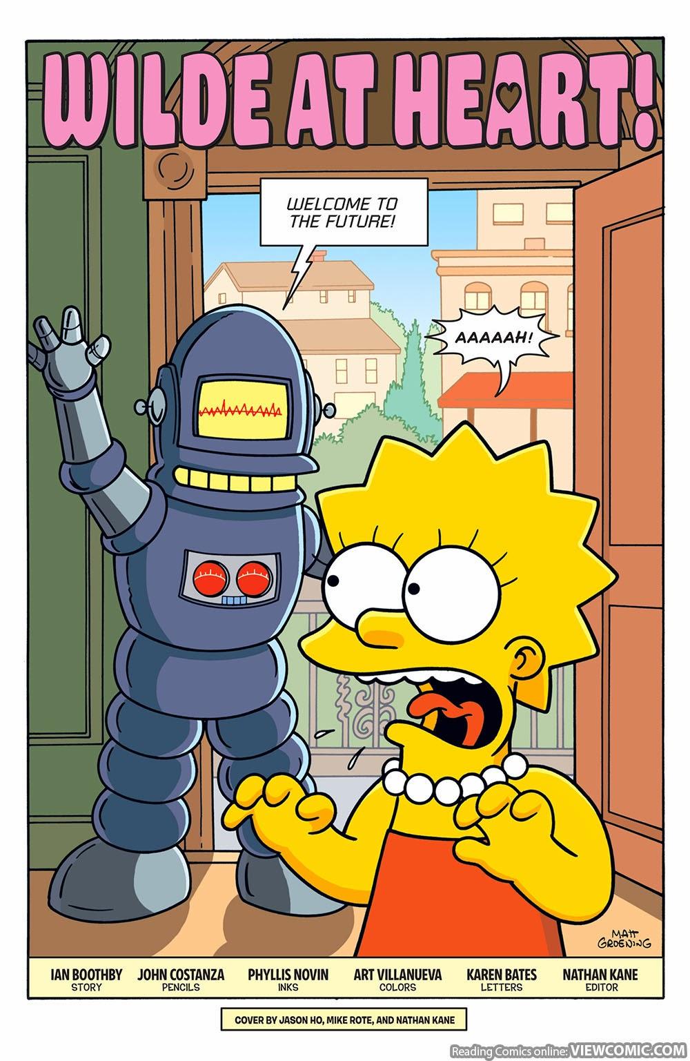 American Dad Phyllis Hentai simpsons comics 196 (2012) ………………….… | viewcomic reading