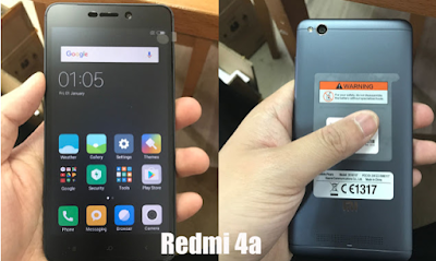 flash xiomi redmi 4a