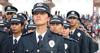Turki Tarik Balik Larangan Anggota Polis Wanita Bertudung