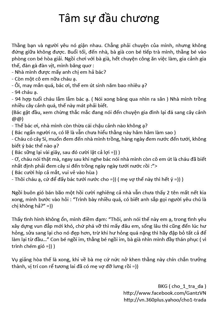 Gantz chap 350 trang 1