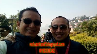 Bersama CEO AIA Public Takaful En. Elmi Aman Najas yang sempoi