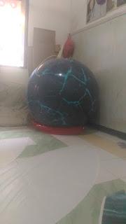 balon bulat fuul printing
