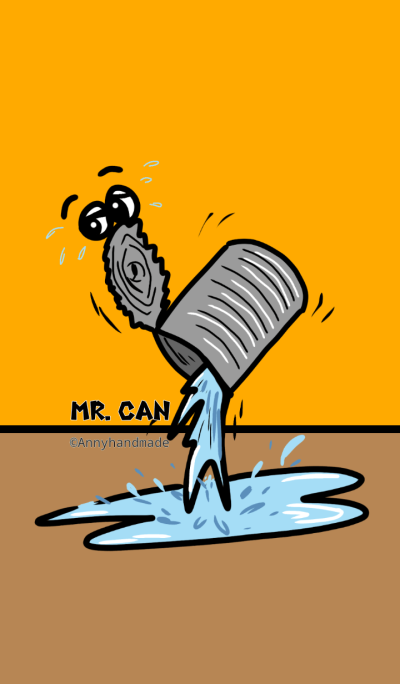 Mr.Can. You can?