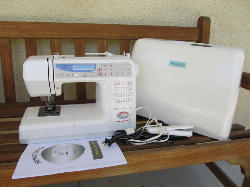 Patchouli Moon Studio Janome Memory Craft 40 For Sale New Janome Sewing Machine Sale