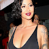 Amber Rose Considering Breast Reduction