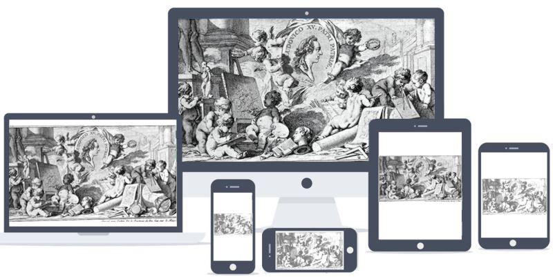 responsive images por tamaño de dispositivo