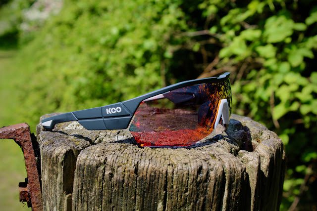Review - Koo Open Cube Cycling Sunglasses