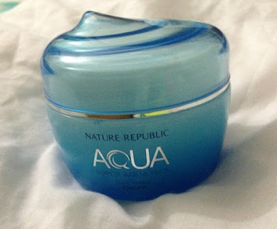 Nature Republic Super Aqua Max Fresh Watery Cream