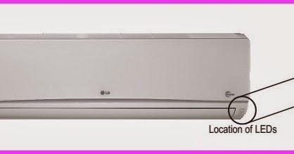 lg air conditioner error codes pdf