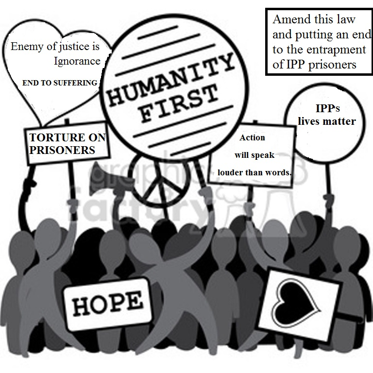 Ipp Prisoners Familys Campaign February 2017
