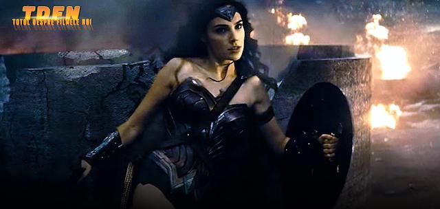 Au încep filmările pentru filmul Wonder Woman cu Gal Gadot