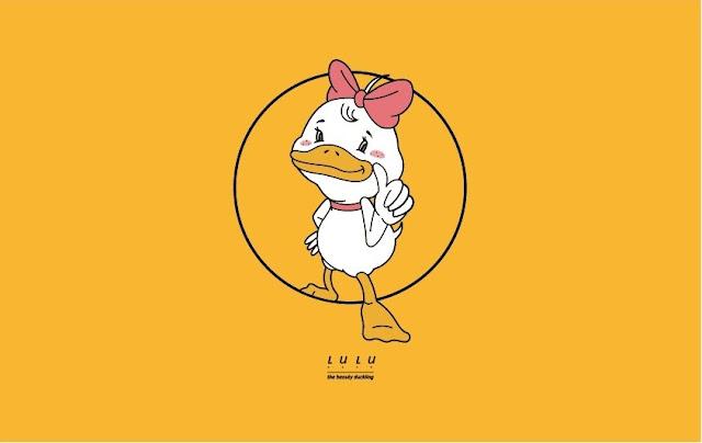 Lulu黃路梓茵 個人首張專輯《美小鴨》