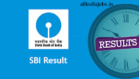 SBI DM Result