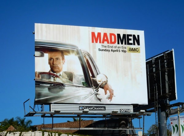 Mad Men final episodes billboard