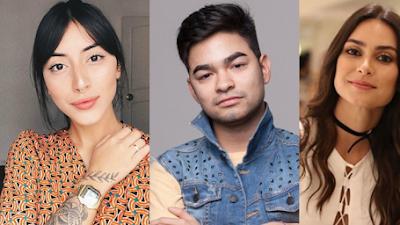 Yudi Tamashiro, Thaila Ayala, Maju Trindade e outras celebridades batizadas na igreja evangélica