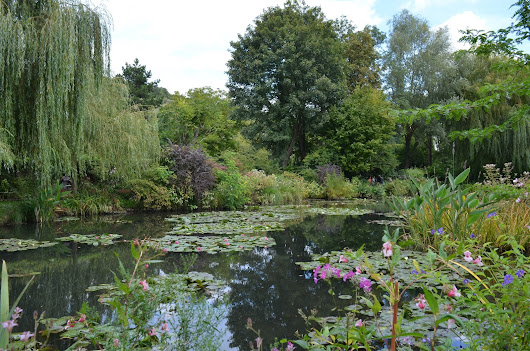 Monet's Giverny Garden: The Japanese Water Garden