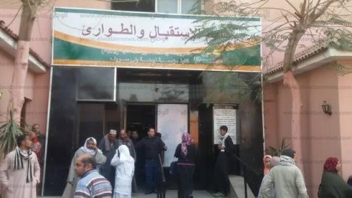 بالأسماء| إصابة 23 شخصا بينهم 5 أطفال في حادث مروري بصحراوي بني_سويف