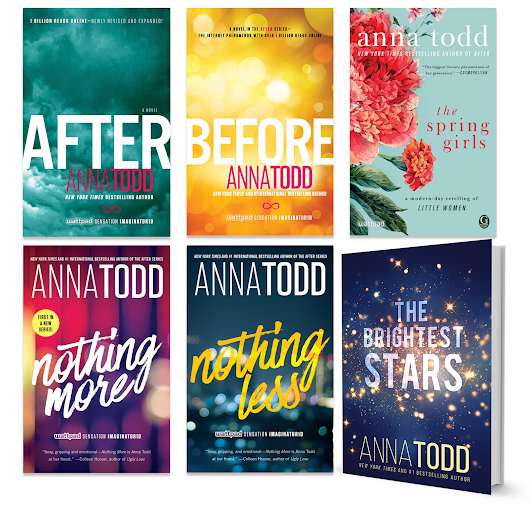 The Brightest Stars by Anna Todd Giveaway - A Paper Arrow
