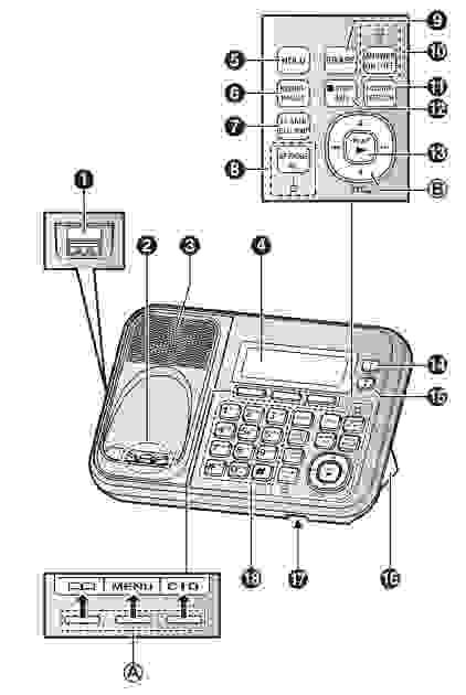 Panasonic Kx-t7665 User Manual Download