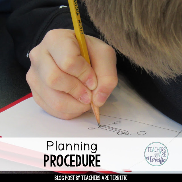 BTS STEM Series #2- It's all about a planning procedure for your STEM Groups!