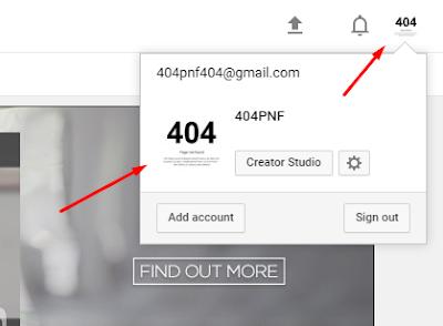 Cara Merubah Nama Channel Youtube Menjadi Satu Kata 11