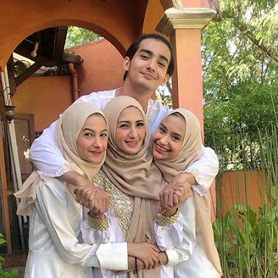 Mahdy Reza dan Keluarga