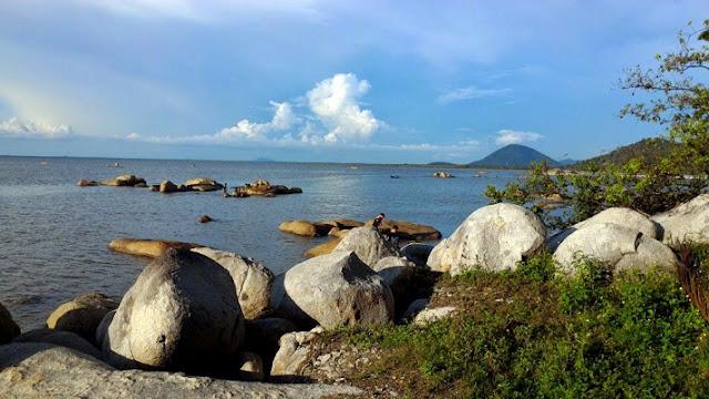 Daya Tarik Pulau Simping Kalimantan Barat, Pulau Terkecil di Dunia